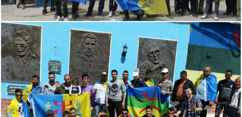Tazmalt : Distribution d'un millier de tracts pour la marche du 20 Avril