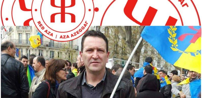 Naissance de l'Aza-Rouge : Communiqué de l'Anavad