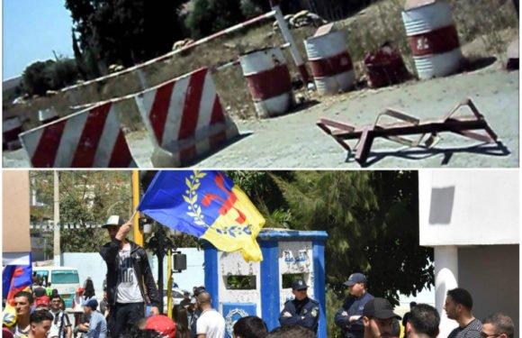 Chantage des services de police algériens à la remise des documents illégalement confisqués aux militants du MAK