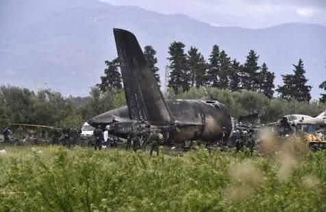 Crash de l'avion militaire algérien : Condoléances de l'Anavad qui appelle  à une commission d'enquête internationale