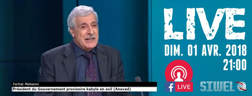 L'Anavad dément une rumeur d'agression du président Ferhat Mehenni