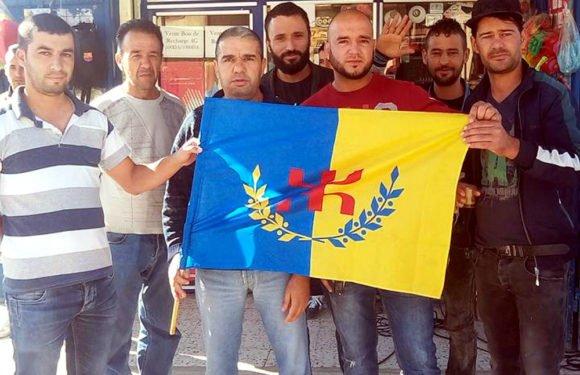 Chantage et menaces des gendarmes coloniaux algériens contre les militants du MAK de Saharidj