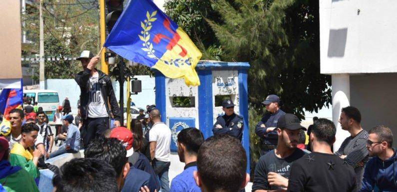 Victoire des militants kabyles du MAK face au chantage de la police coloniale algérienne