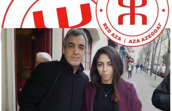 L'Aza-Rouge est né : Communiqué de la présidente Tasedda At Salem