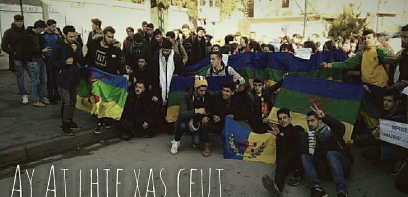La section MAK de Timizart dénonce la censure de l'Algérie coloniale