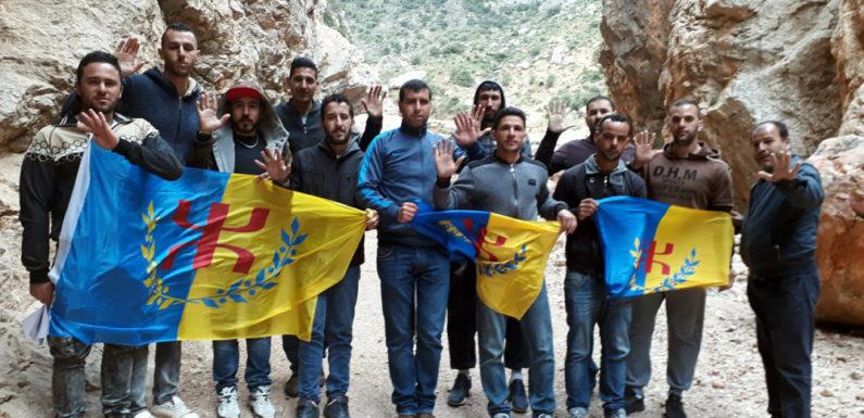 Vuɣni et Mεatqa : Campagne de sensibilisation pour la marche du 20 Avril