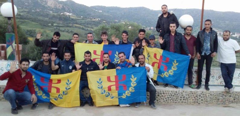 Rencontre-Débat du président de la CR-Ouest du MAK Lounes Hamzi à Timizar