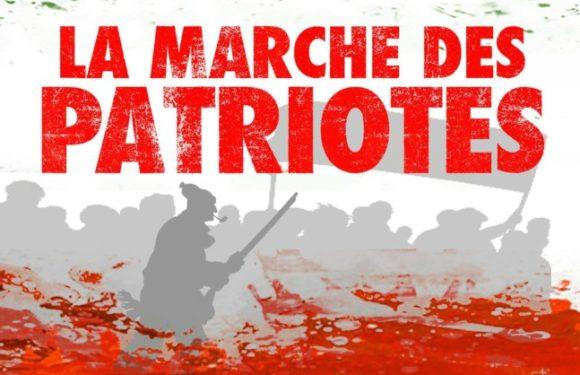 Les Kabyles en force à la Marche des Patriotes du Québec ce lundi 21 mai
