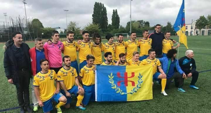 Mondial ConIFA 2018 : 2ème match amical des internationaux kabyles ce mercredi