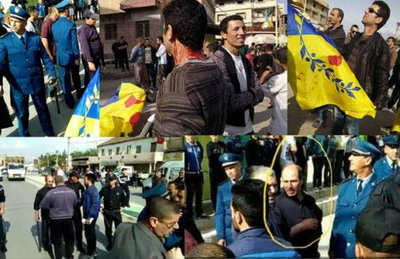 Halte aux agressions contre les militants pacifiques de la Kabylie, message de soutien de la coordinationMAKAmérique du Nord au peuple Kabyle