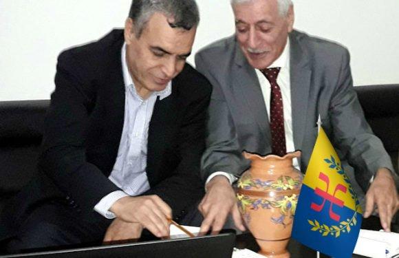 Annonce de la composition du nouveau Gouvernement kabyle en exil
