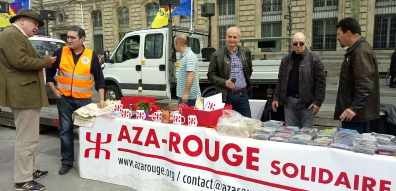 Aza-Rouge : Election d'un nouveau bureau exécutif (Communiqué)