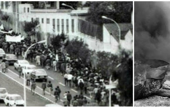 19 mayu 1981 di Vgayet : Tafsut taqvaylit nniḍen
