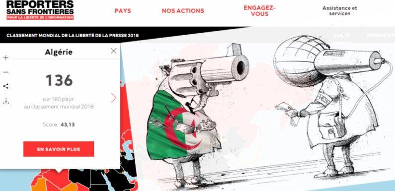 Des journalistes interrogés à un barrage policier algérien sur le motif de leur déplacement en Kabylie