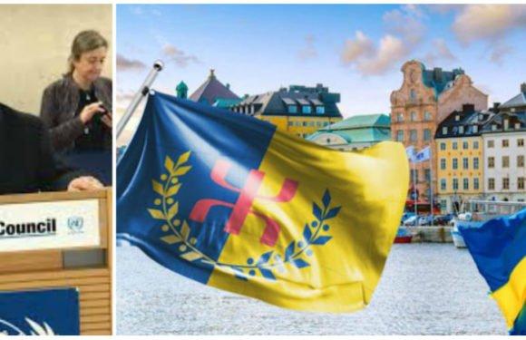 MAK Suède : Conférence-débat du Premier ministre kabyle Zidane Lafdal à Stockholm