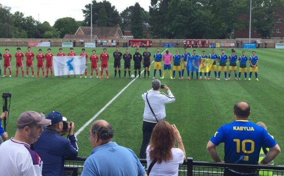 Coupe du monde ConIFA 2018 : Les Kabyles et les Coréens du Japon se neutralisent