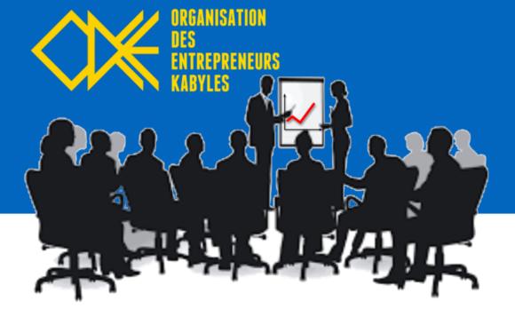 Naissance de l'Organisation Des Entrepreneurs Kabyles (ODEK)