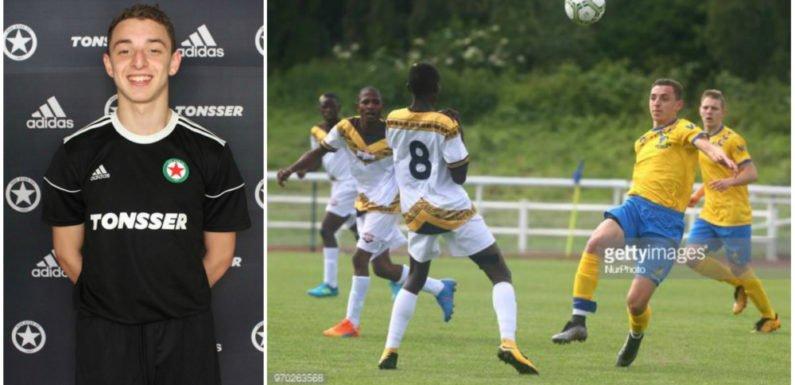 L'international kabyle Sami Boudia élu meilleur jeune joueur du Mondial CONIFA 2018