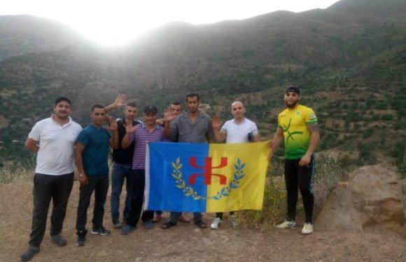 At Mlikec : Conférence sur l'indépendance de la Kabylie