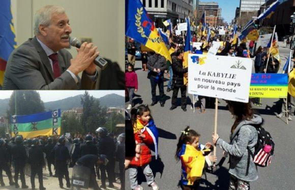 Message de soutien de la coordination MAK Amérique du Nord au président Ferhat Mehenni et au projet du corps de sécurité de la Kabylie