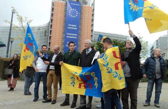 Les souverainistes Kabyles du Benelux soutiennent l'appel de Londres sur l'Anaya kabyle