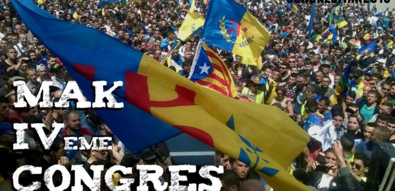 IVème Congrès du MAK : Préparation des Pré-Congrès