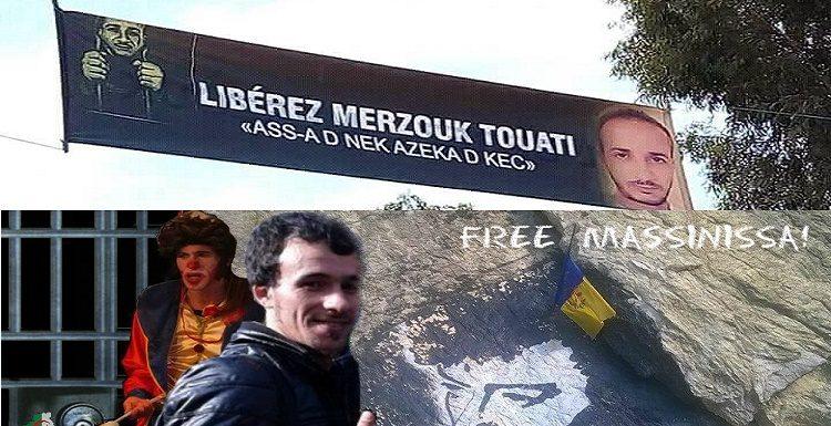 Mobilisation pour libérer MarzoukTouati et MassinissaBenAlioua : La coordinationMAK-AnavadAmérique du Nord dénonce le régime colonial algérien et soutient les prisonniers d'opinion