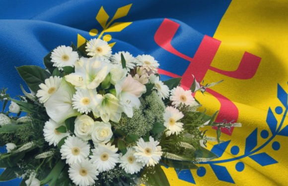 MAK-Anavad : Condoléances des étudiants de Vgayet au président Ferhat Mehenni
