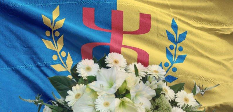 Condoléances du MAK-Anavad du Nord de la France au président Ferhat Mehenni