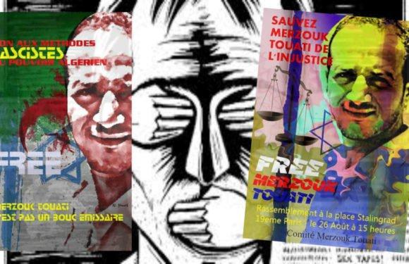 Comité Merzouk Touati : Appel à Rassemblement dimanche 26 août à Paris