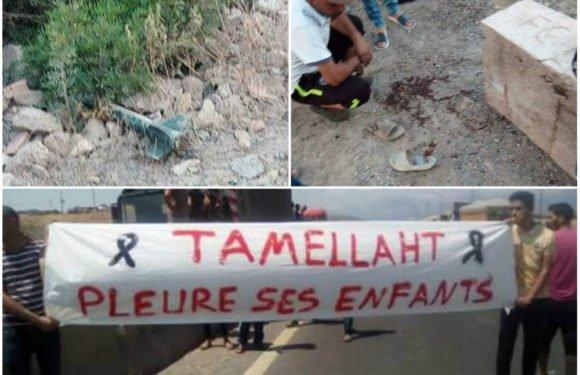Le terrorisme algérien a encore frappé en Kabylie. Communiqué de l'Anavad