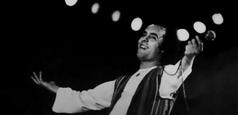 Décès du chanteur kabyle Djamel Allam à 71 ans