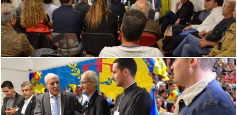 4ème Congrès du MAK : 1ère conférence-débat de la commission préparatoire