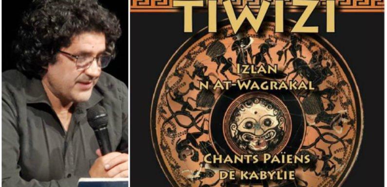 Communiqué d'Ameziane Kezzar pour la défense de son oeuvre «Chants païens de Kabylie»