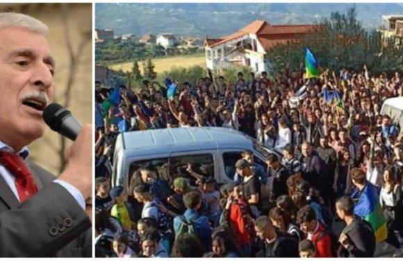 Boycott de la langue arabe en Kabylie : Appel du président Ferhat Mehenni