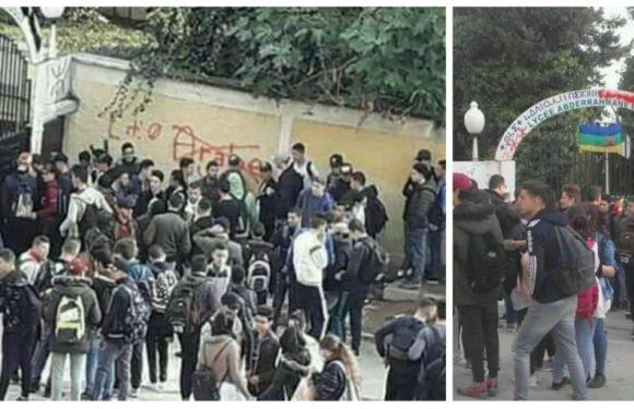 Kabylie : Succès de la campagne de boycott de la langue arabe