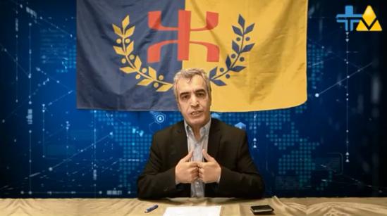 Communiqué du Premier ministre kabyle en soutien au boycott de la langue arabe en Kabylie