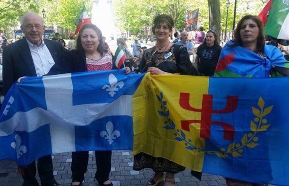 Décès de Bernard Landry : condoléances de l'association Amitié Québec-Kabylie et de la communauté kabyle du Québec à sa famille et à ses proches
