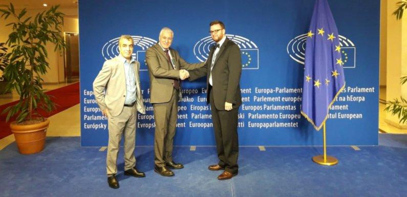 Intense activité diplomatique de la Kabylie au Parlement Européen