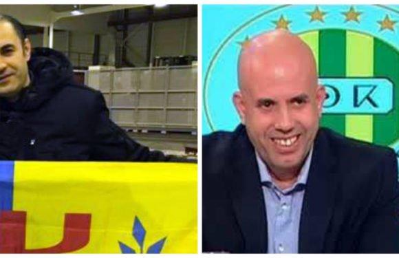 Soutien du ministre kabyle de la Jeunesse et des Sports au président de la JSK