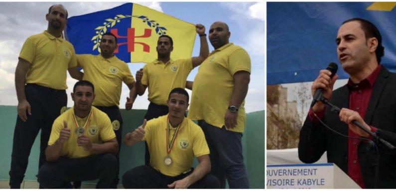 Le ministre kabyle de la Jeunesse et des Sports solidaire des athlètes kabyles de Shou Bo victimes de l'intimidation algérienne