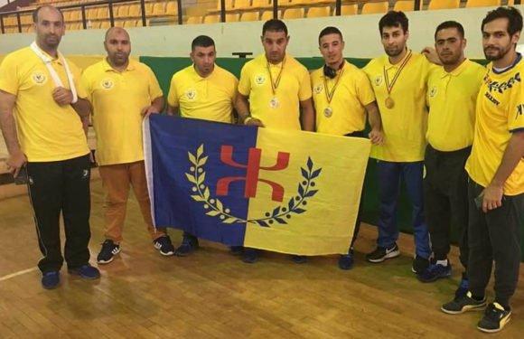 Tournoi International de Shou Bo : La Kabylie vice-championne