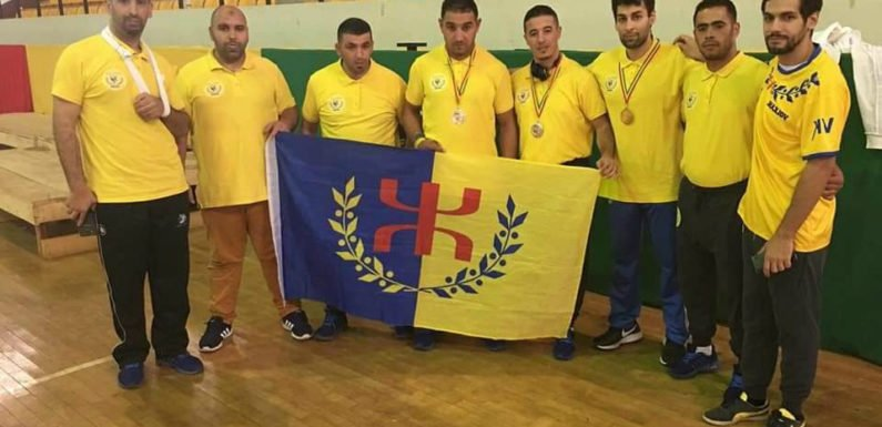 Tournoi International de Shou Bo : La Kabylie vice-championne
