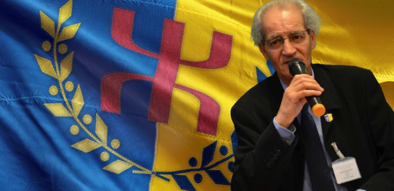 L'Anavad exige de l'Algérie la libération immédiate du ministre kabyle Ṭeyyev n At Σemṛuc