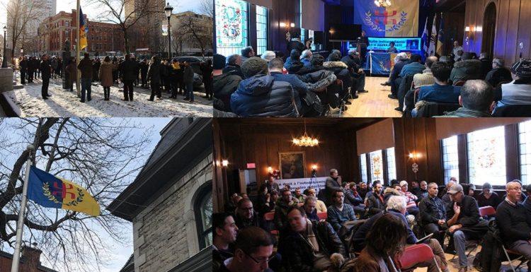 4e pré-congrès duMAK-Amériquedu Nord :l'indépendance de la Kabylie