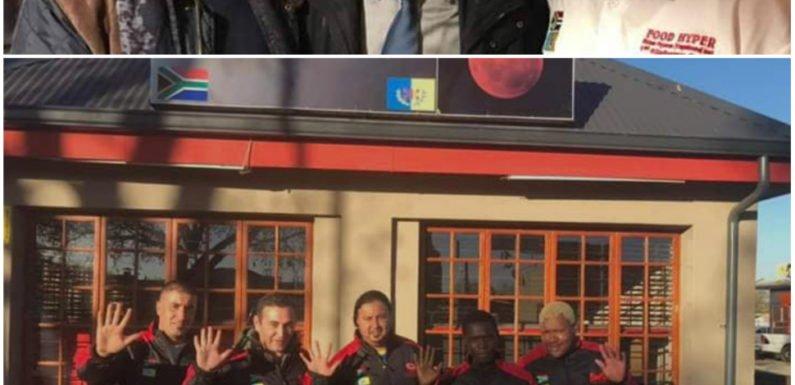 La coordination MAK Afrique de sud apporte son soutien au président Ferhat Mehenni