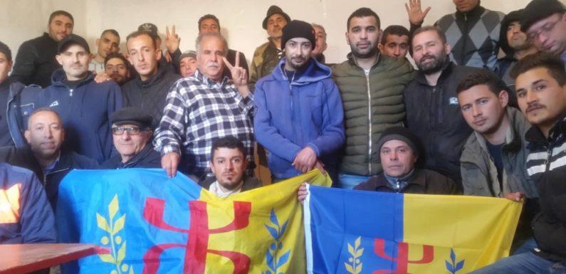 Pré-congrès réussi pour la Coordination Régionale Est du MAK