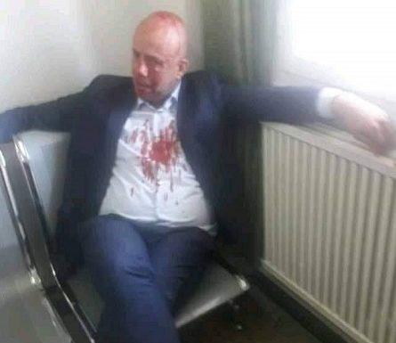 Le président de la JSK Cherif Mellal agressé à l'arme blanche à Tizi-Ouzou
