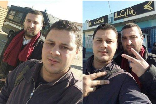 Maîtres Kader Houali et Soufiane Dekkal relâchés après leur arrestation arbitraire à Alger