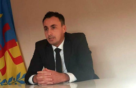 Aksel Bellabbaci nommé chargé de mission à l'organique du MAK